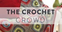 The Crochet Crowd for Yarnspirations / The Crochet Crowd for Yarnspirations! Keep up with The Crochet Crowd & their favorite Yarnspirations patterns!