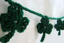 St. Patrick's Day / All things knit, crochet,  green and festive for St. Patrick's Day! / by Yarnspirations
