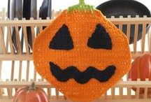 Happy Halloween! / Halloween inspiration featuring Yarnspirations knit and crochet patterns.  / by Yarnspirations