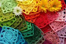 Great Granny Squares / by Yarnspirations