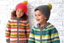 Get Cozy with Bernat Softee Chunky! / From stylish home decor accents to stylish accessories and garments for the whole family, Bernat Softee Chunky is your go-to super bulky yarn for quick and cozy projects!  Get inspired to get stitching with these fun patterns.  / by Yarnspirations
