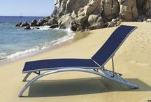 Beachfront Bliss / For innovation, beauty and relaxation, Tropitone® outdoor furniture is perfect for the beach.   To find an authorized dealer for these featured products, please visit tropitone.com