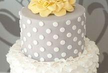 BIRTHDAY ║ Jaune et gris / Décor anniversaire 1an d'Alice