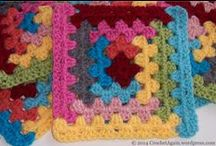 crochet blanket inspiration / to my crochet love blanket friends, this is inspiration big time.......