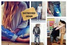 Denim DIYs / by Yarnspirations