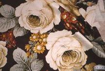 sanderson fabric.........