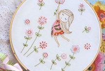 Brasilian embroidery ideas / Brezilya nakışı fikirleri