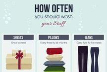Revolutionize your laundry and dishwashing chores / Find the right blend of science and nature to make these dreaded daily chores a snap.