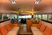 Camper Bus Ideas