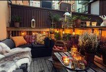 Giardino da vivere / Strutture per terrazzi e giardino. Ombrelloni, mobili, complementi, barbecue, illuminazione...tutto quello che serve per rendere il tuo giardino il posto più accogliente dell'abitazione!