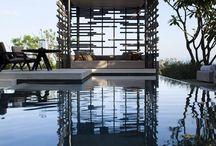 Pool/Lake Houses