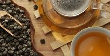Green Teas / Delicious green teas from The Tea Makers of London.