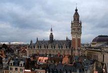 Lille, ma ville / L'un de mes endroits préféres au monde!