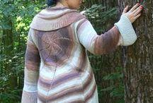 Mój sposób na relaks. Oczko do oczka... / Moje swetry, szale i inne wydziergane cudeńka do obejrzenia na hobbystycznym blogu : sylwiakreatywnie.blox.pl