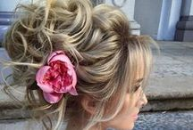 Pretty Bridal Hairstyles