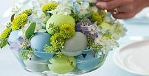 Easter decor / Una raccolta di #idee per la vostra #tavola a #Pasqua!  #Easter #decoration: #ideas for your #table! #Ostern #Dekoration: #Ideen für Ihren #Tisch!