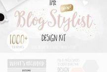 DESSIN ║ Kit Média Blog