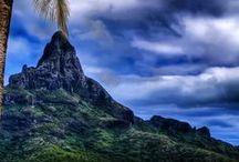 VOYAGE ║ Tahiti et ses îles.