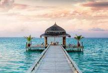 VOYAGE ║ Maldives.