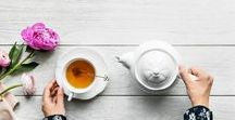 Spring/Summer at The Tea Makers of London / Explore the world of tea in spring and summer at The Tea Makers of London