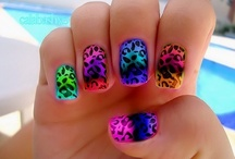 Nails!! / Well nails of course! I cant paint em but a girl can dream right? :) / by Mya Nahlovsky
