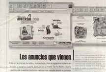 Blast from the Past! / A nostalgic sampling of some of Barcelona Virtual's work in the first decade of the Internet in Spain.