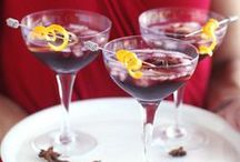 ** Wine Cocktails ** / Love wine? Don't limit yourself to pouring straight from the bottle, experts swear you can make yummy cocktails using wine.
