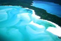 Travel to Australia / I go through the Great Barrier Reef and travel through Australia all the time!