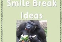 double period brain break / fun and interesting ways to give the kids a quick break in the middle of a double period