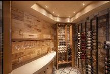 Inspirational Ideas / Our staff brings extensive experience in all aspects of wine cellar creation, from initial consultation through outfitting and decorating your new cellar. #Wine #WineCellar #WineCellars