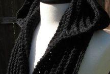 Haken: Kleding en slippers / Alles wat met Omslagdoeken, scoodies. mutsen, sjaals en slippers enz te maken heeft