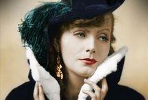 Koloryzacja - w starym kinie / Koloryzacja i renowacja starych fotografii