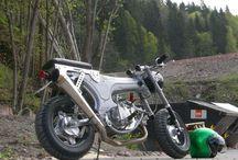 motorcycles / My bikes
