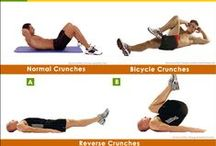 Health and Fitness / Stuff that I liked on Pinterest regarding healh and fitness =).