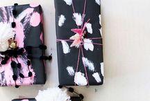 Always wrapping / Cute ideas