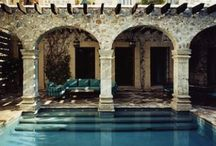 Outdoor spaces & pool ideas