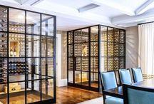 Wine Rooms / Cellar