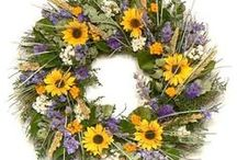 Wreaths For Spring
