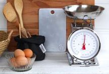 Colorful Kitchen Scales
