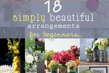 DIY Floral Arrangements and Nature Crafts / This is a group board for DIY floral arrangements and nature crafts for decorating your home and garden! Post your own tips, how to's, crafty ideas and get inspiration from others' pins! To be a pinner, email: driedfloralshop@gmail.com - all are welcome!
