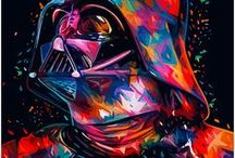 Star Wars / Anything Star Wars Related Can Be Pinned.