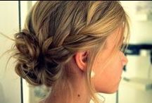 Easy updos / Hair up