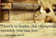 Books / by Rebecca Johnson