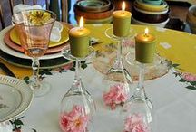 Happy Hostess / These are all little added touches that could make any dinner or get together!