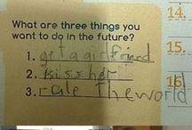 Funny lol :-D / Ha ha!!