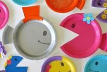 Children's Crafts / Fun creative activities for your little ones!