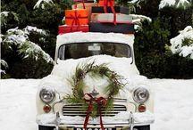 Christmas cheer to you!!! / And you and you!!!