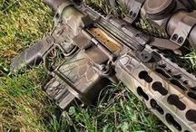 Awesome Guns / A collection of guns we think are sweet, with or without camouflage.