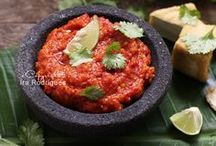 Recipes: Sauce & Sambals