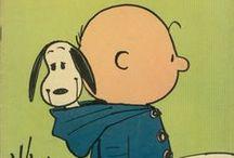 Snoopy & Charlie Brown : )
